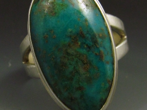 Sterling Silver and Turquoise